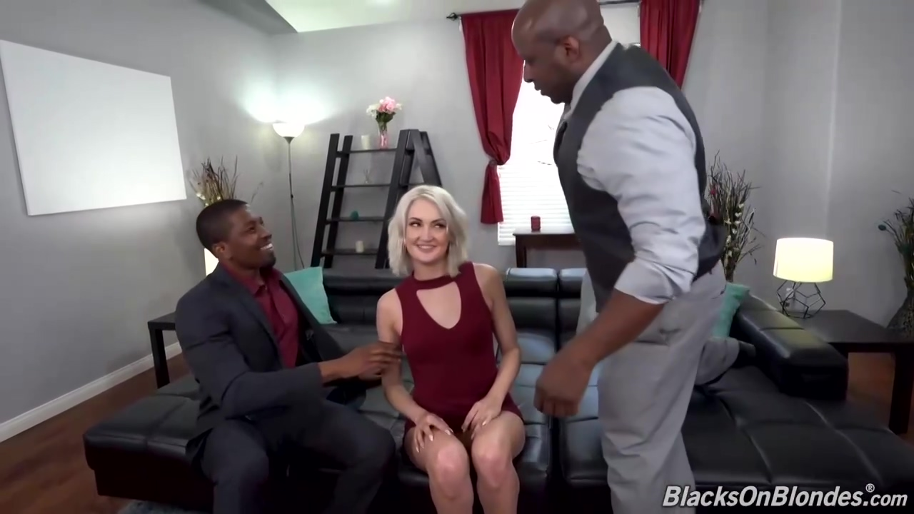 Zoe Sparx Is Often Sucking Black Penises For Free In Exchange For A Good Fuck