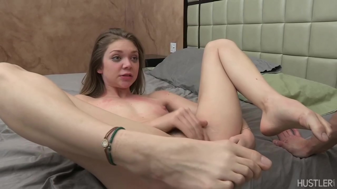 Jessie Andrews gets so horny with him