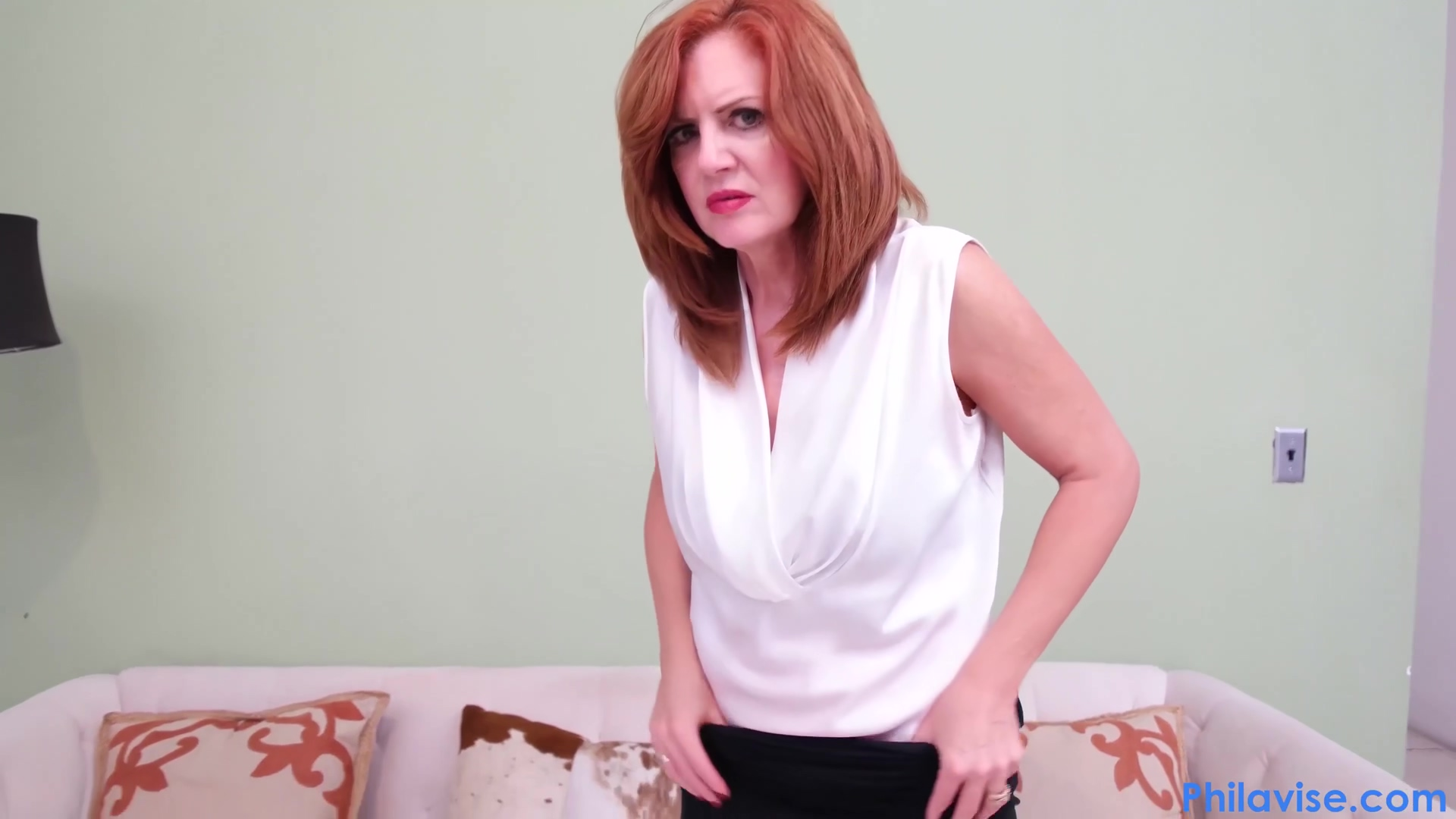 Mom Sucks Her Therapists Dick In Point Of View