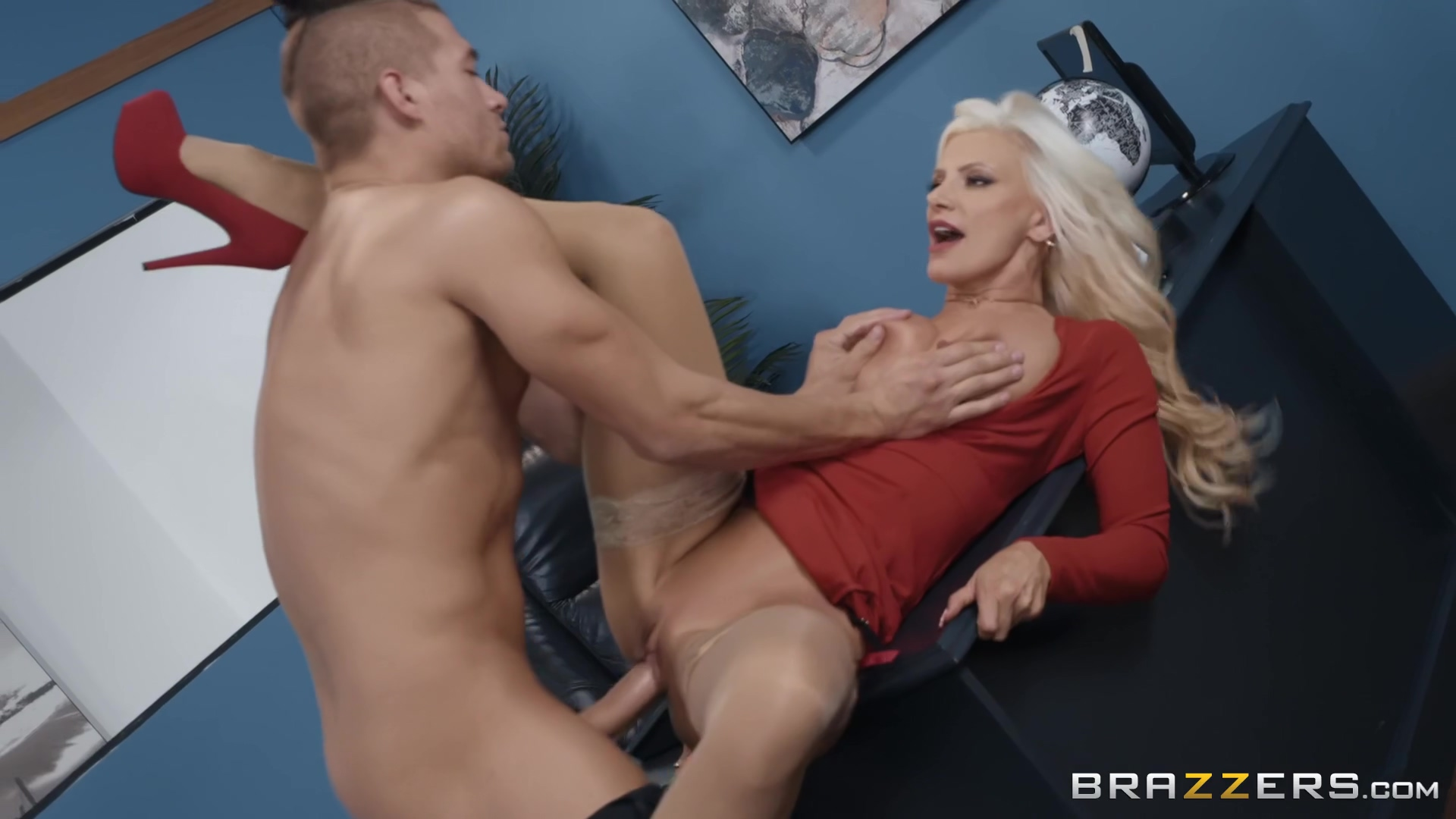 Brittany Andrews Mixed Message Mailboy