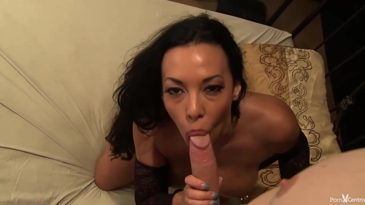 Great Titted Latin Brunette With Huge Tits Rio Lee Is Getting Fucked In Front Of The Camera