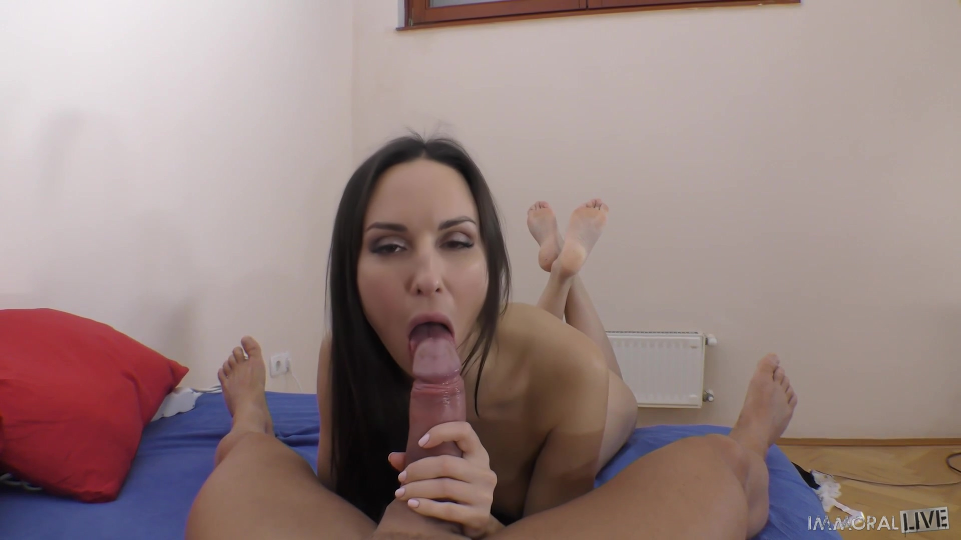 Lilu Moon Is Getting Pounded In Pov