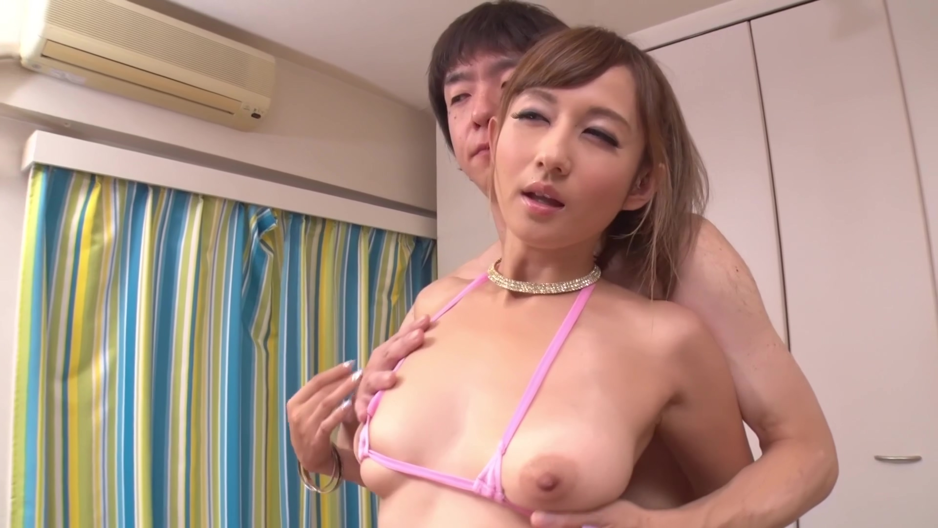 Japanese Slut Can't Have From Penetration