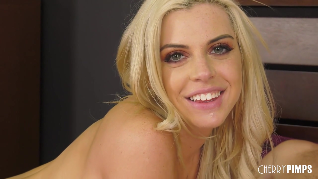 Allie Nicole Decided To Start Working As A Whore Because She Likes Fucking So Much