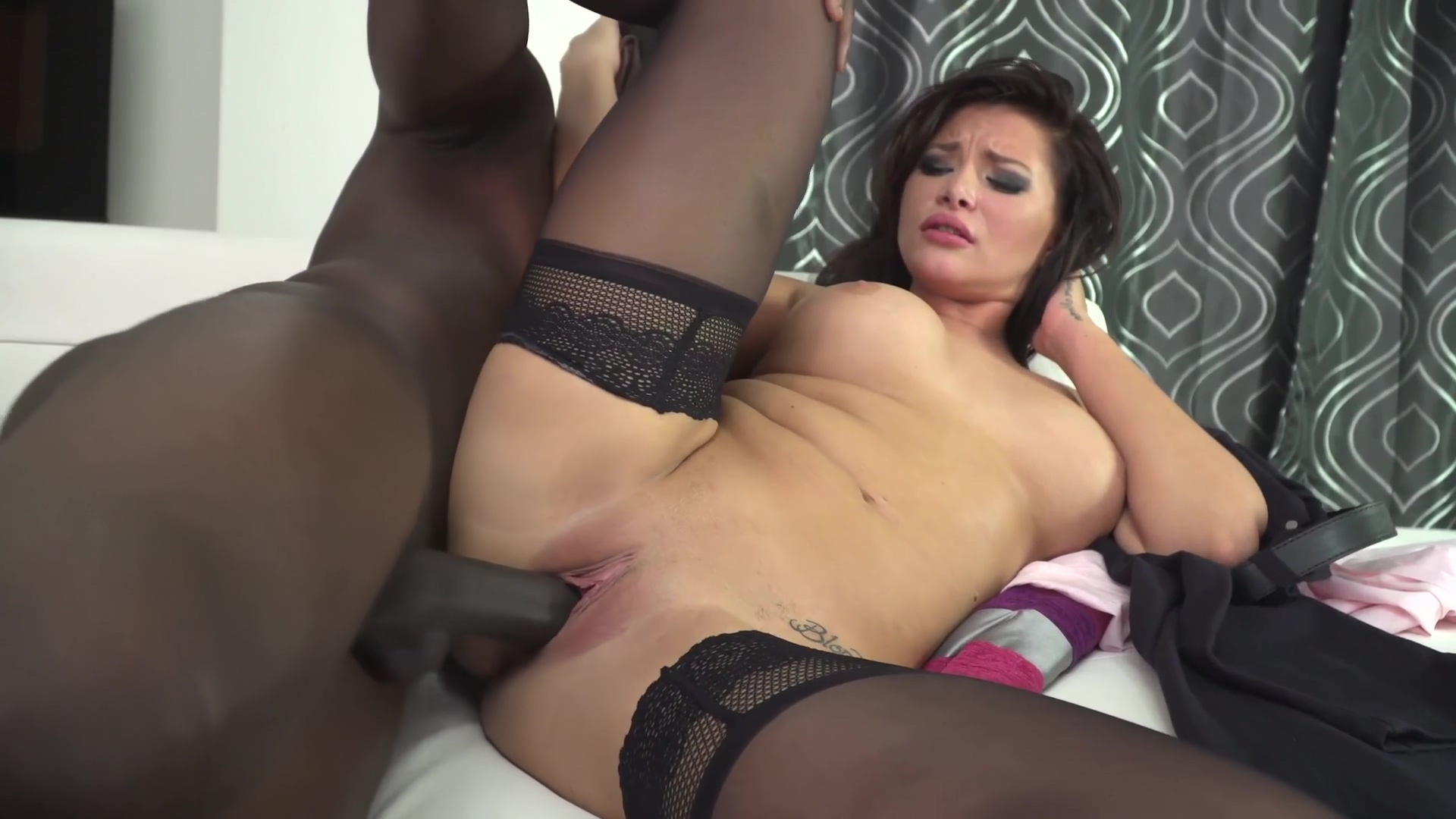 Anna Polina Is Riding His Hard Penis