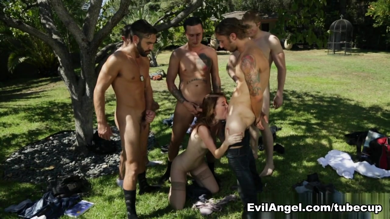 Amazing pornstars Misha Cross, Chad Alva, Jake Jace in Horny Blowjob, Redhead adult clip