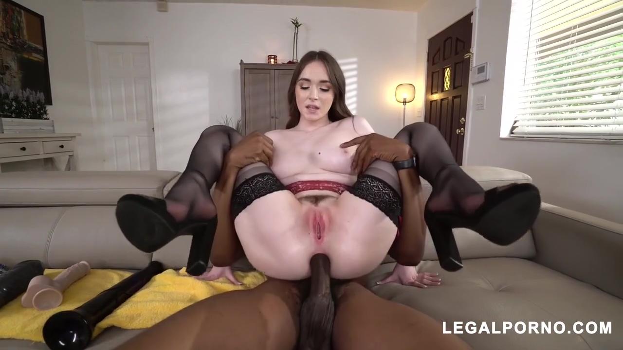 Hazel Moore - Perfect Gaping Anal Cream Pie From This American Slut Hazel Moore Aa063