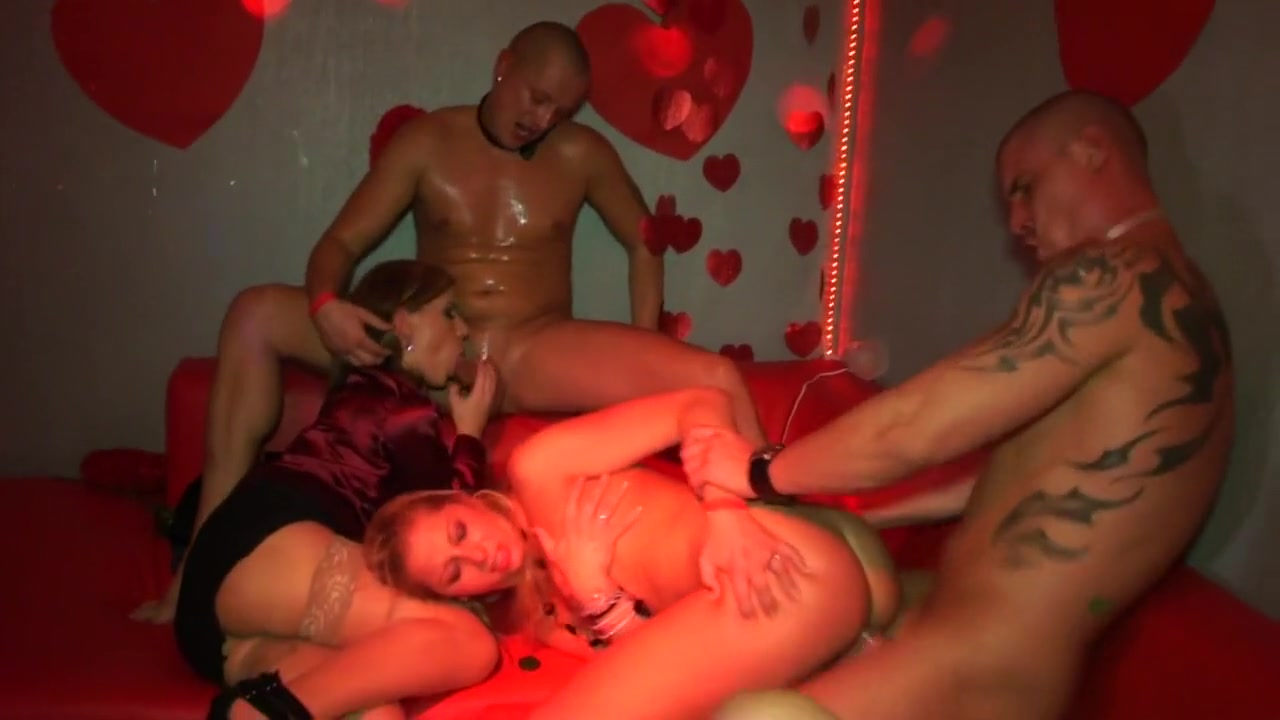 Best pornstars Candy Sue, Carmen Croft and Leony Dark in fabulous big tits, dildos/toys xxx movie