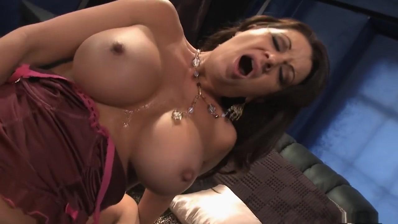 Crazy pornstar Raquel Devine in incredible mature, facial sex scene