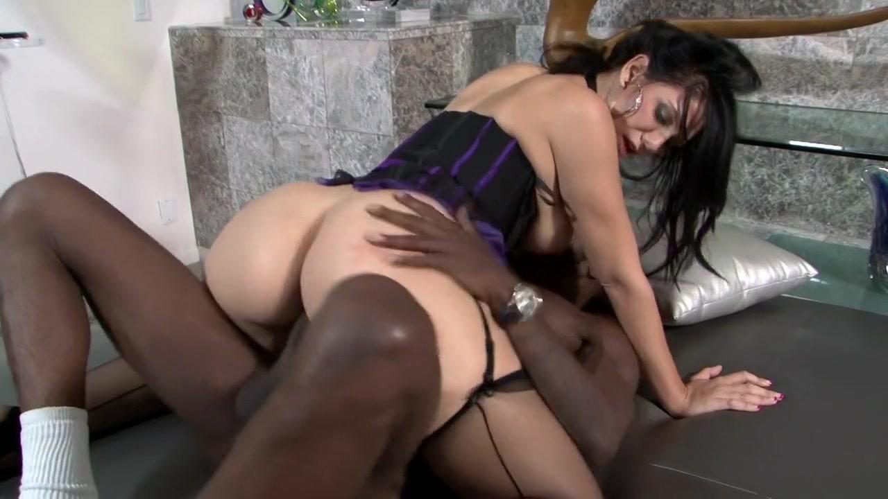 Crazy pornstar Madison Rose in fabulous creampie, interracial adult movie