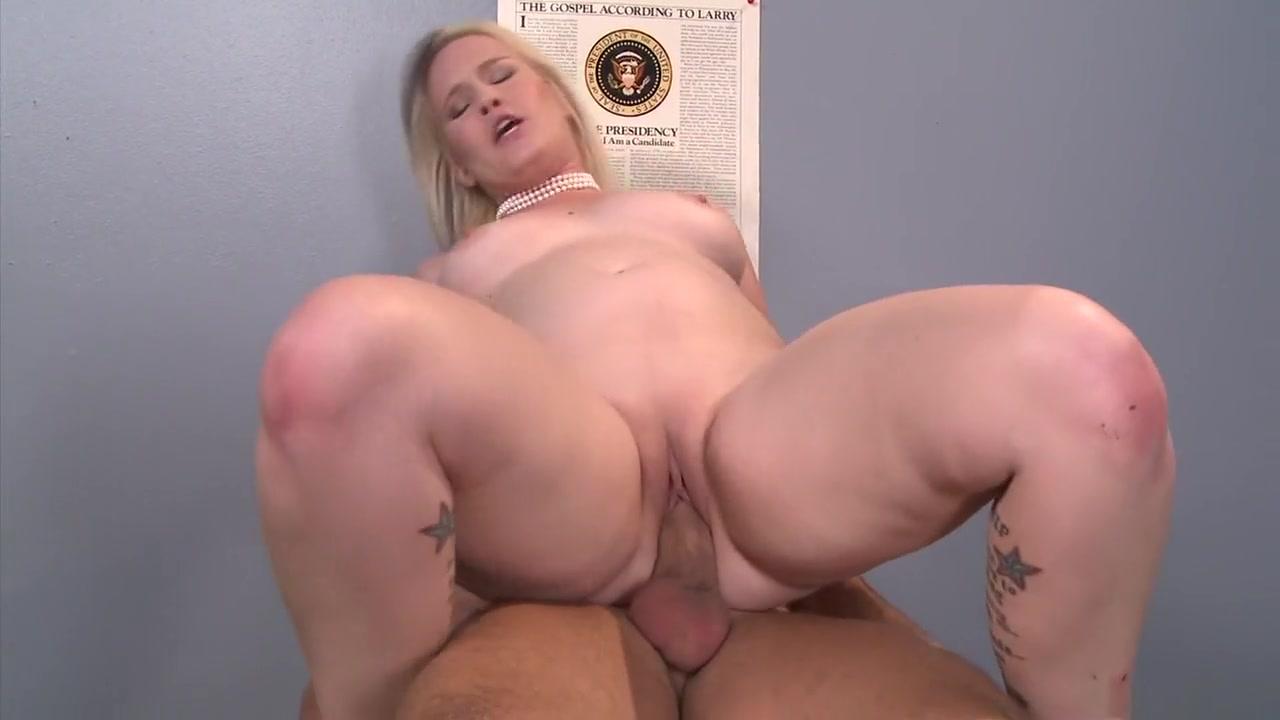 Fabulous pornstar Sasha Knox in exotic blonde, swallow porn clip