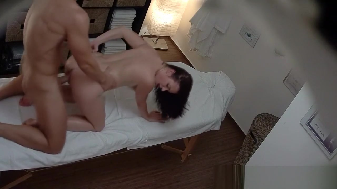 Hot massage gone sexual
