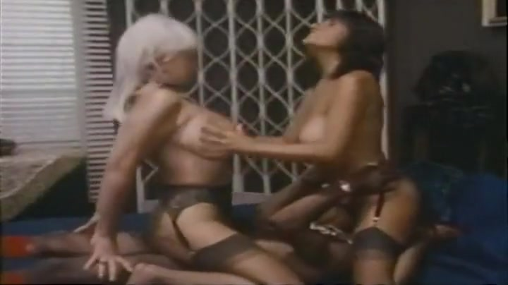 Tempting busty experienced female Candy Samples having a good interracial fucking