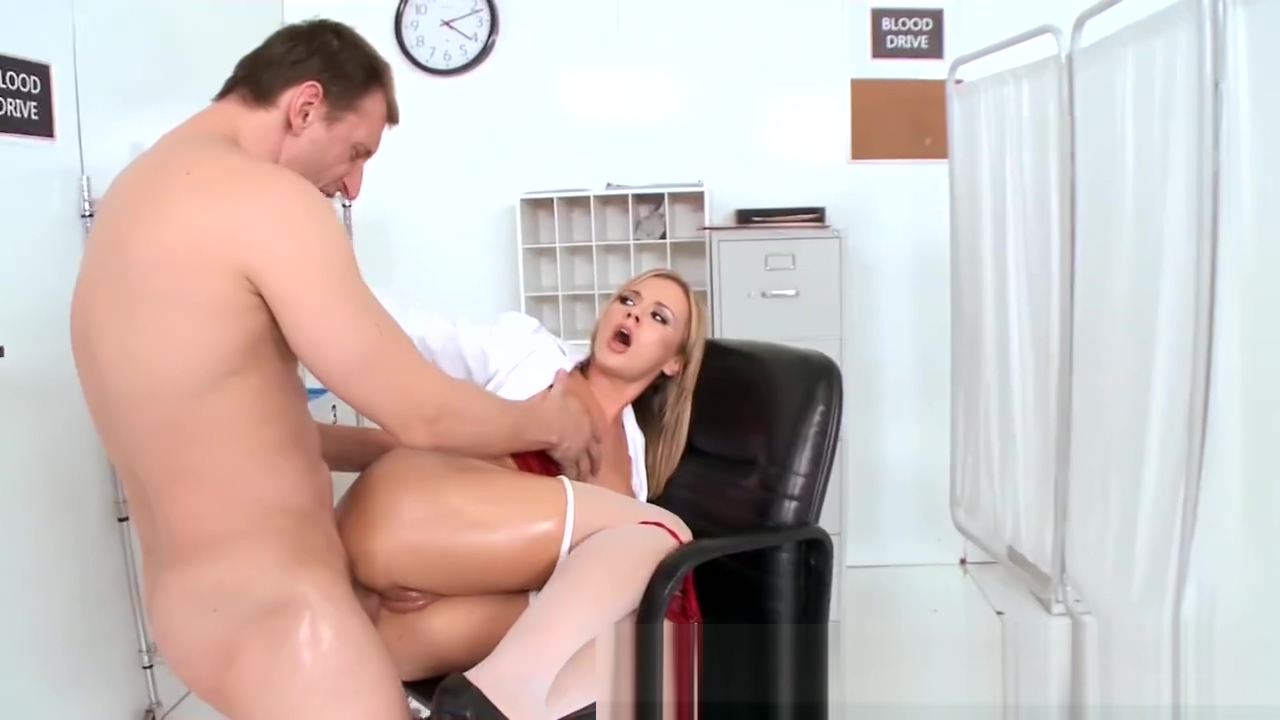 Brazzers - Bree Olson & Mark Ashley - Care to Donate Some Fluid