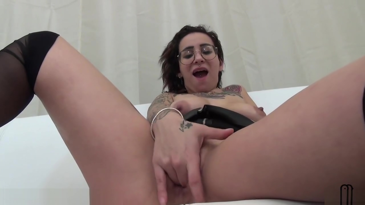 Natasha Ink. Wonderful girl plays with her pussy and ass